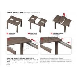 OMGE 855 Guide per tavolo...